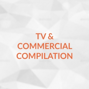 TV & Commercial Compilation